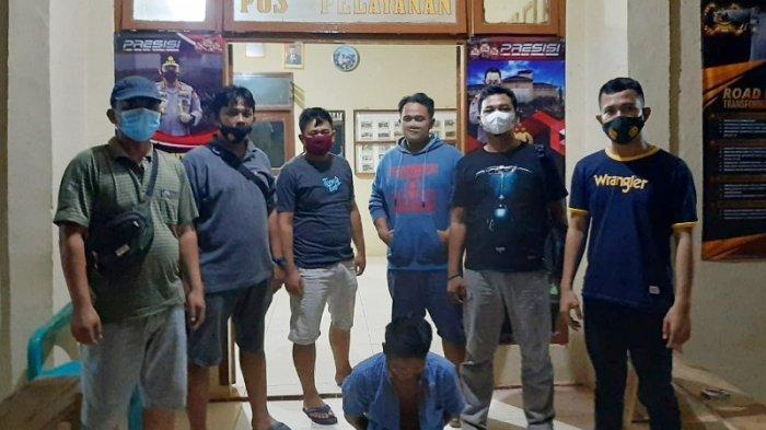 Buron 9 Bulan, Pelaku Curanmor di Tulangbawang Dibekuk saat Melintas di Jalintim