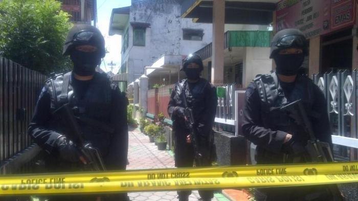 Buronan Terduga Teroris Ditangkap di Lampung Timur, Diduga Sembunyikan Penerus Dokter Azhari