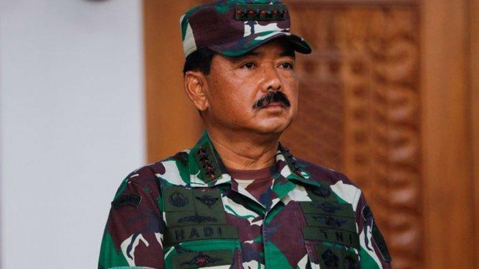 Daftar Nama 136 Pati TNI yang Dimutasi Panglima TNI