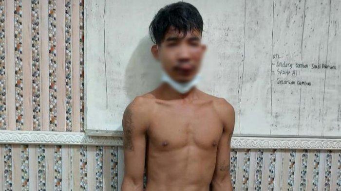 Buruh Panglong di Bandar Lampung Nyambi Curanmor, Diringkus Setelah Jual Motor di Facebook