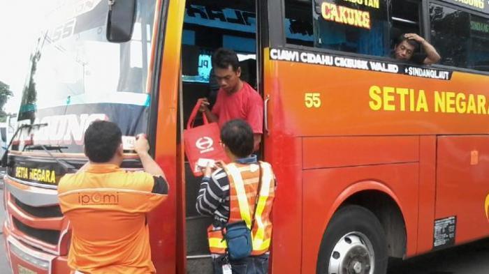 Mudik Pakai Bus Coba 8 Tips Ini Tribun Lampung