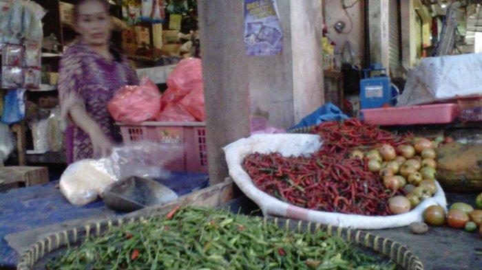 Harga Cabai Rawit di Pasar Gisting Naik Jadi Rp 40 Ribu dari Rp 25 Ribu