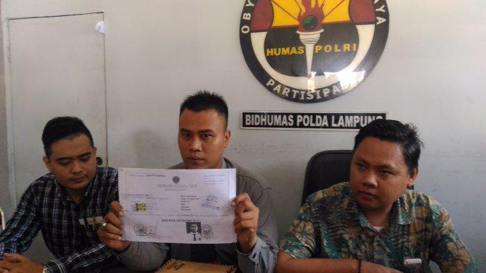 Caleg Terpilih di Dapil 3 Lampung Utara Dilaporkan ke Polisi karena Diduga Pakai Ijazah Palsu