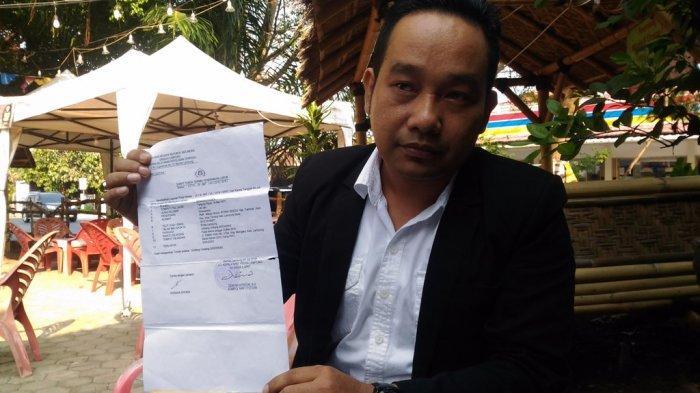 Diduga Pakai Ijazah Palsu, Caleg PPP Terpilih asal Dapil III Lambar Dilaporkan ke Polda Lampung