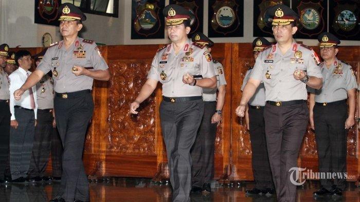 Calon Kapolri Baru, Presiden Jokowi Hanya Usulkan Komjen Listyo Sigit Prabowo
