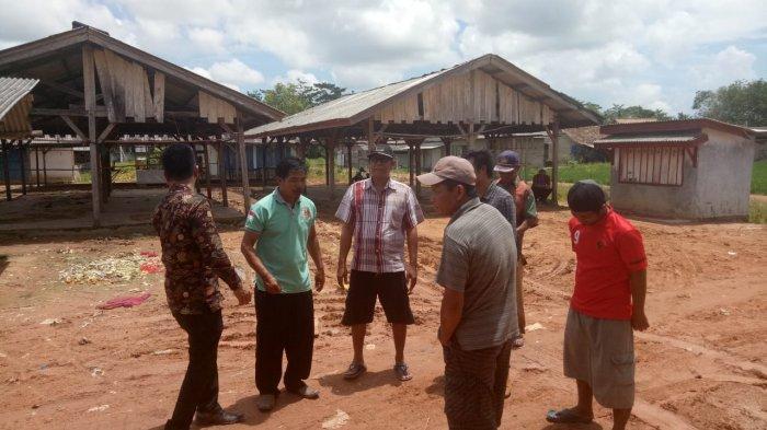 Tulangbawang Dibantu Rp 1 M Program Pembangunan Pasar Kemendes PDTT