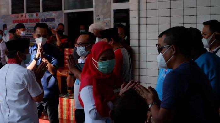 Eva Dwiana Ucap Syukur Unggul Hasil Quick Count Pilkada Bandar Lampung 2020