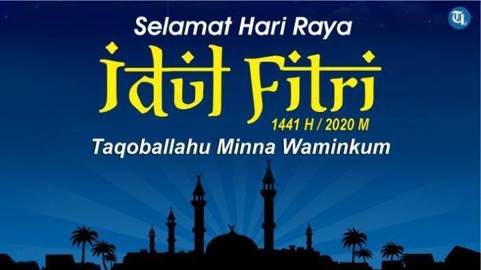 Cara Jawab Taqabbalallahu Minna Wa Minkum saat Idul Fitri 2020