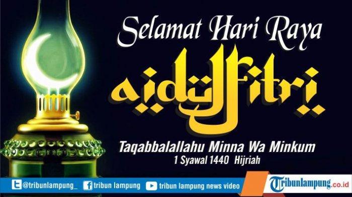 Cara Bikin Kartu Ucapan Selamat Idul Fitri atau Lebaran 2019 Via Online