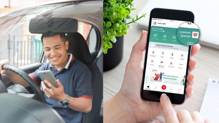 Ilustrasi LinkAja. Cara top up LinkAja 2021, bisa lewat transfer Bank, GraPARI hingga kantor pos.