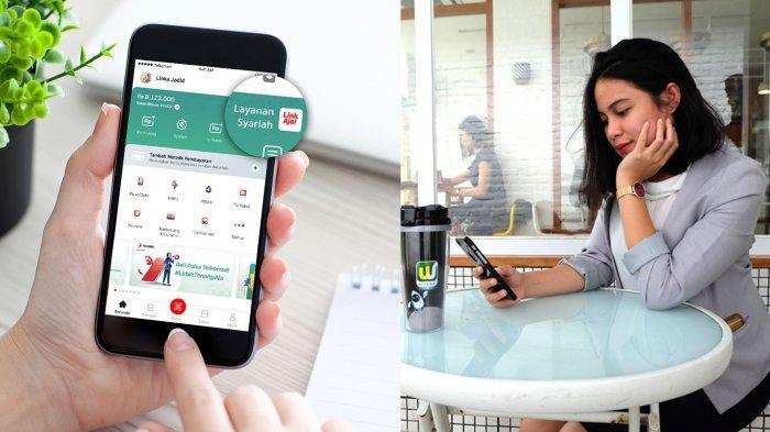 Cara Top Up LinkAja Via Bank Bukopin