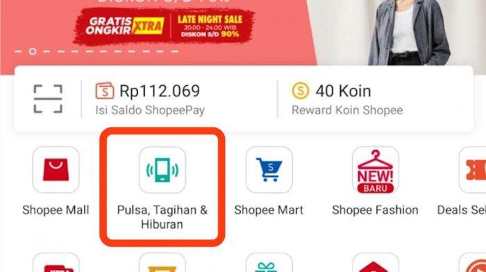 Cara Top Up ShopeePay Lewat Alfamart/Alfamidi