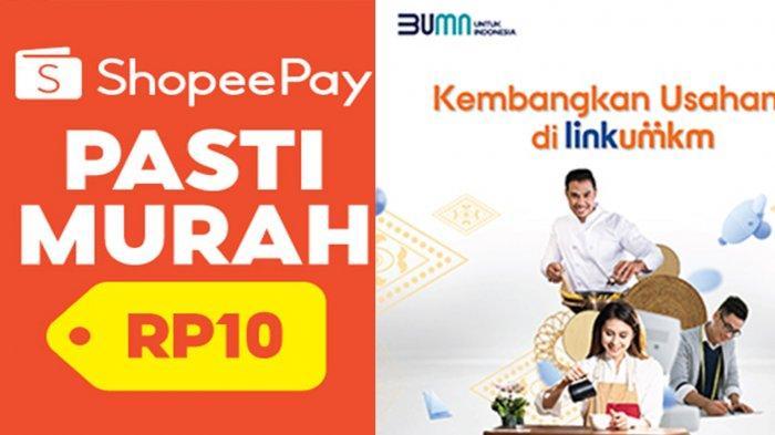 Cara Top Up ShopeePay Via Setor Tunai Bank BRI