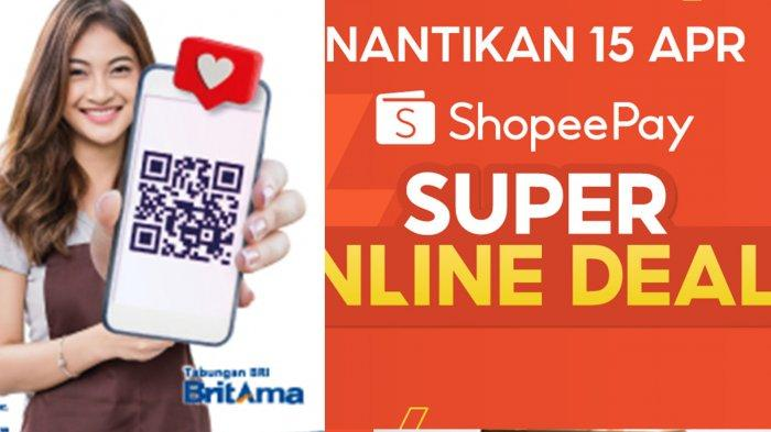 Ilustrasi. Cara Top Up ShopeePay Via Setor Tunai Bank BRI.