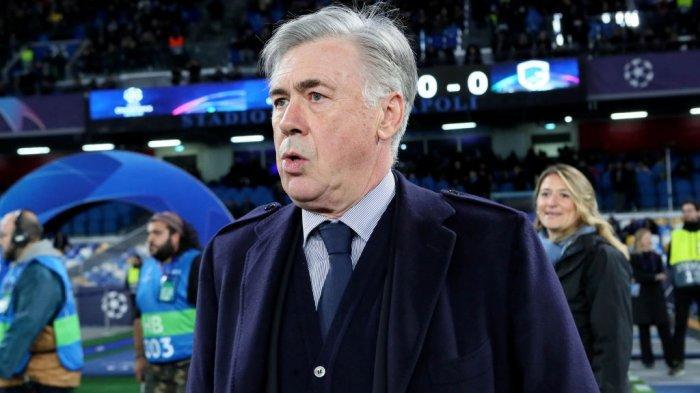 Ironi Ancelotti, Dipecat Seusai Loloskan Napoli ke 16 Besar Liga Champions