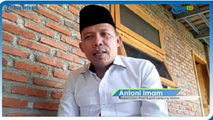 Antoni Imam Masih Jalani Isolasi Mandiri, Tunggu Arahan KPU untuk Lakukan Tes Swab Lagi