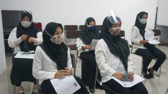 Cerita Ibu Hamil Ikut Tes SKD CPNS Lampung Selatan, Tak Perlu Antre Dibantu Registrasi
