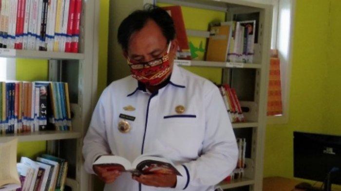 Cerita Kadis Perpustakaan dan Arsip Daerah Lampung Selatan Jalani Isolasi di RSUD Bob Bazar