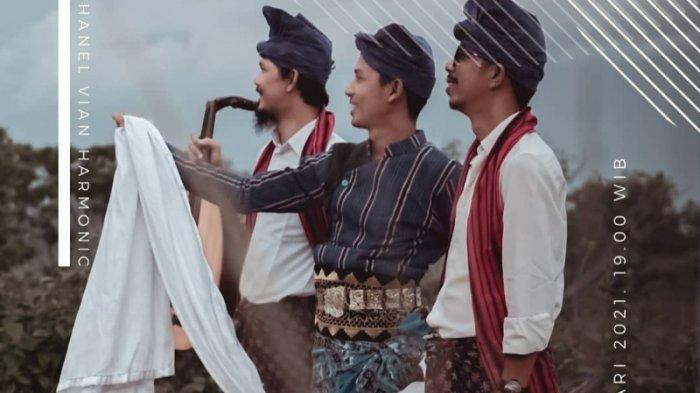 Cerita Lo-Z Band Hadirkan Lagu Bertema Budaya Lampung, Kami Ingin Kenalkan Lampung kepada Dunia