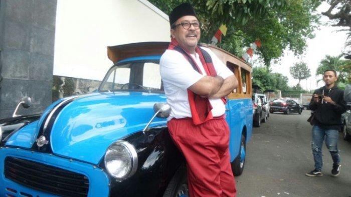 Rano Karno Kabarkan Akan Bongkar Rumah Si Doel, Sedih Banyak Kenangan