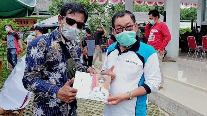 Cerita YouTuber Mesuji Maulana HS, Ingin Promosikan ...