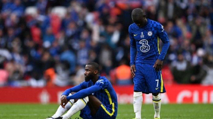 Chelsea favorit juara Piala FA namun mereka harus kalah dari Leicester City di stadion Wembley dengan skor 1-0