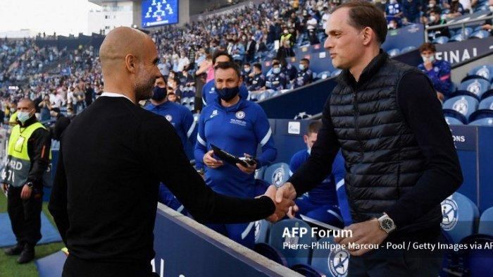 Chelsea Juara Liga Champions 2021, Thomas Tuchel Tunjukkan 'Momen Sportivitas'