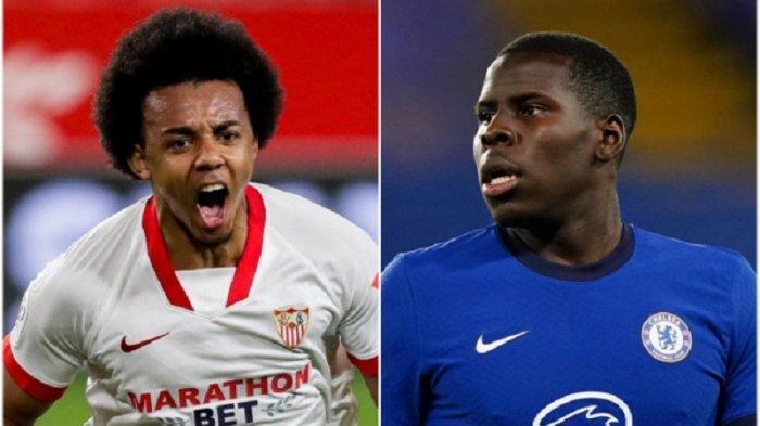 Chelsea Menawarkan Kurt Zouma untuk Mendapatkan Jules Kounde dari Sevilla
