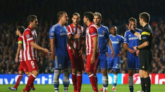 Atletico Madrid vs Chelsea, Ujian Soliditas Lini Bertahan The Blues di Bawah Asuhan Tuchel