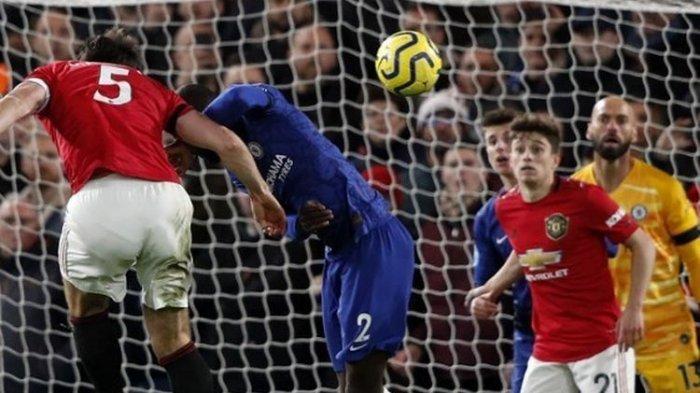 Chelsea vs Manchester United, Duel bagi 5 Pemain Kunci