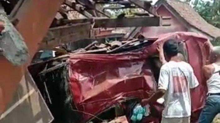 Kecelakaan Beruntun di Pringsewu Lampung Libatkan 4 Kendaraan
