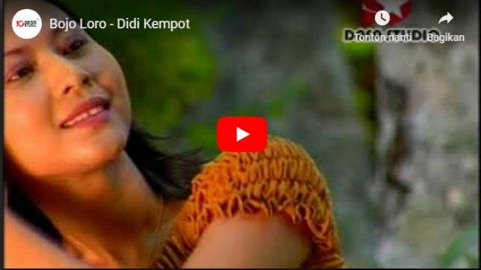 Chord Gitar Lagu Bojo Loro, Kunci Gitar dan Lirik Lagu Didi Kempot