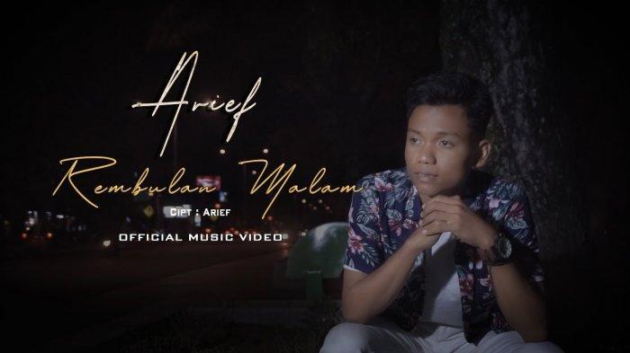 Chord dan Lirik Lagu Rembulan Malam MP3 Arief Dilengkapi Video YouTube