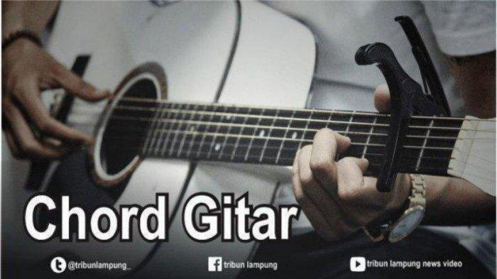 Chord Gitar Lagu Seharusnya Aku oleh Elsa Pitaloka