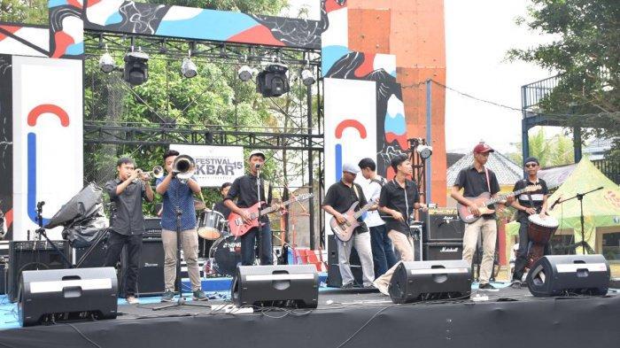 Kamu Anak Band, Daftarkan ke Festival Akbar 17 UKMBS Musik Darmajaya