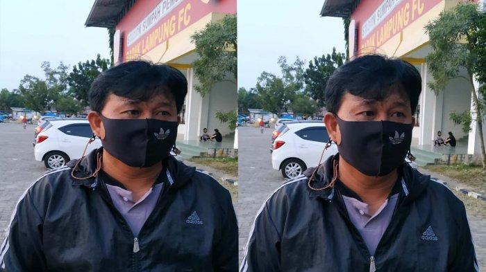 Pelatih Badak Lampung FC Beri Tips Kebugaran Tubuh untuk Anak Asuhnya