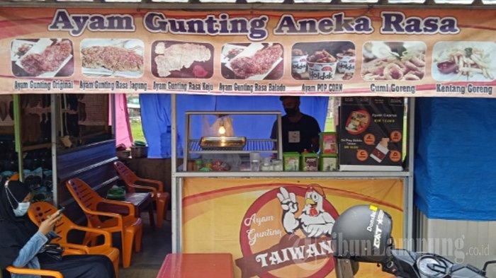 Cobain Ayam Goreng Khas Taiwan di Lampung Timur