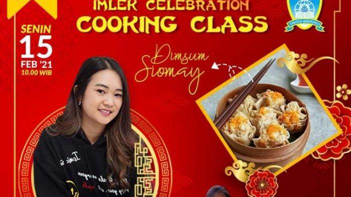 Cooking Class Sekolah Darma Bangsa with Chef Rebecca