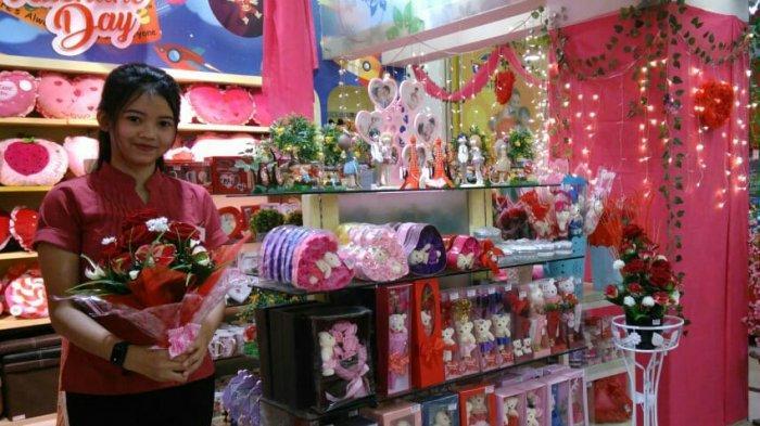 Sambut Hari Kasih Sayang, Centerpoint Lampung Hadirkan Counter Valentine