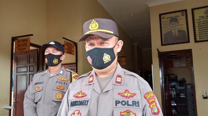 2 Orang Ditembak, Komplotan Curanmor Ditangkap Polsek Balik Bukit Lampung Barat