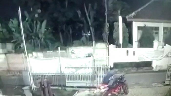 Ditinggal Salat Subuh di Masjid, Motor Honda CB150R Digasak Maling