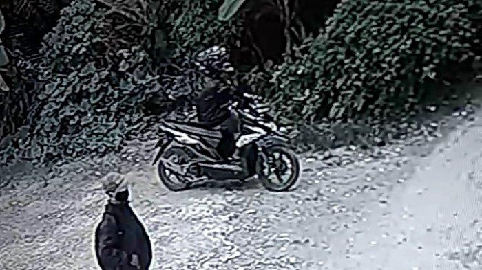 Pencuri Motor Milik Mahasiswi UIN Berjumlah 2 Orang