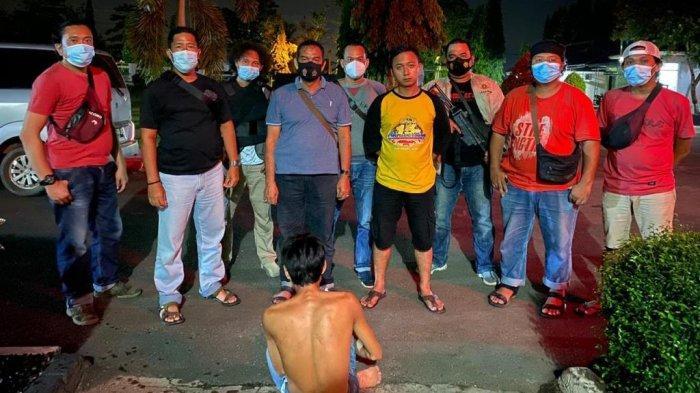 Curi Motor di Kotabumi, Pria asal Lampung Tengah Diciduk Polres Lampung Utara