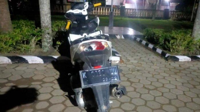 Terjatuh dari Motor Curian, Pemuda di Lampung Tengah Ditangkap Warga dan Polisi
