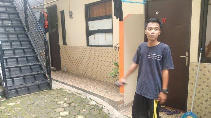 BREAKING NEWS Sasar Indekos, Pelaku Curanmor di Bandar Lampung Acungkan Senpi ke Warga