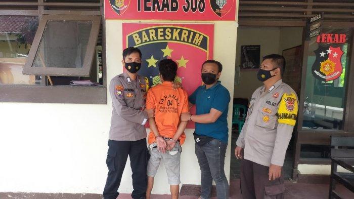 BREAKING NEWS Parkir Motor Lupa Cabut Kunci, Remaja Pringsewu Lampung Jadi Korban Curanmor