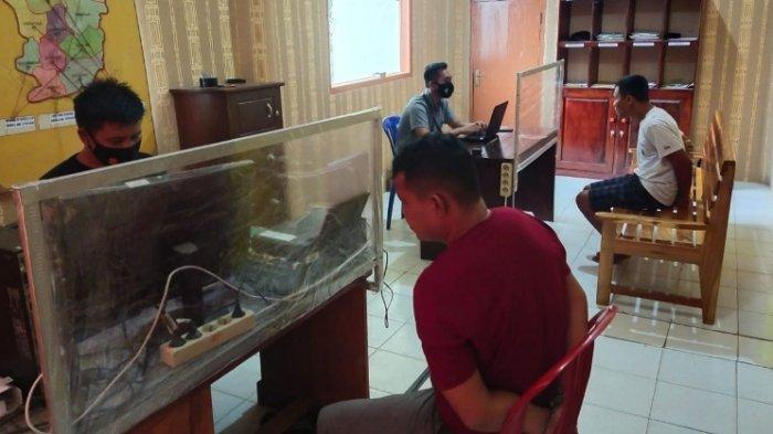 Curi Motor di Raman Utara, 2 Pelaku Asal Rumbia Diamankan Polres Lampung Timur