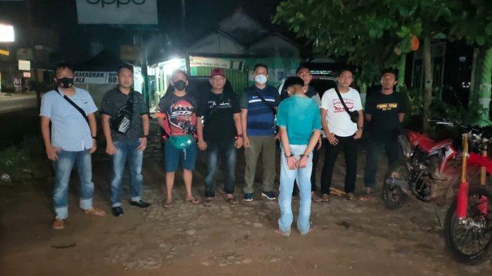 Curi Motor, Pelajar Asal Lampung Timur Ditangkap Polisi, Satu Rekannya Kabur