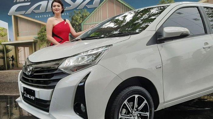 Harga Mobil Bekas Toyota Calya, Mulai Rp 90 Juta