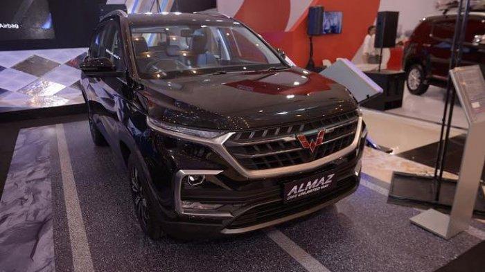 Spesifikasi dan Harga Mobil Wuling Almaz Bulan April 2019
